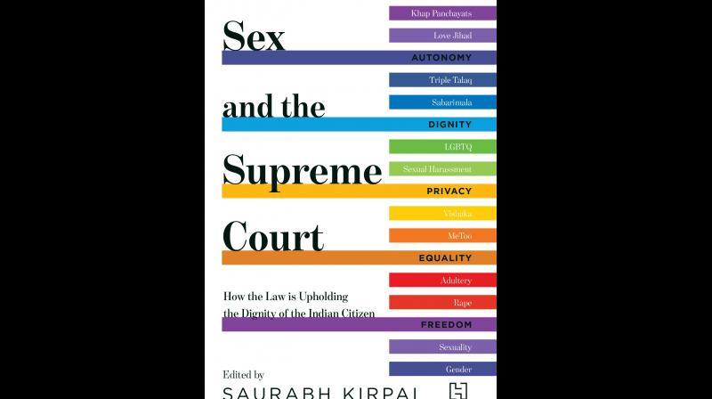 Sex and the Supreme Court by Saurabh Kirpal