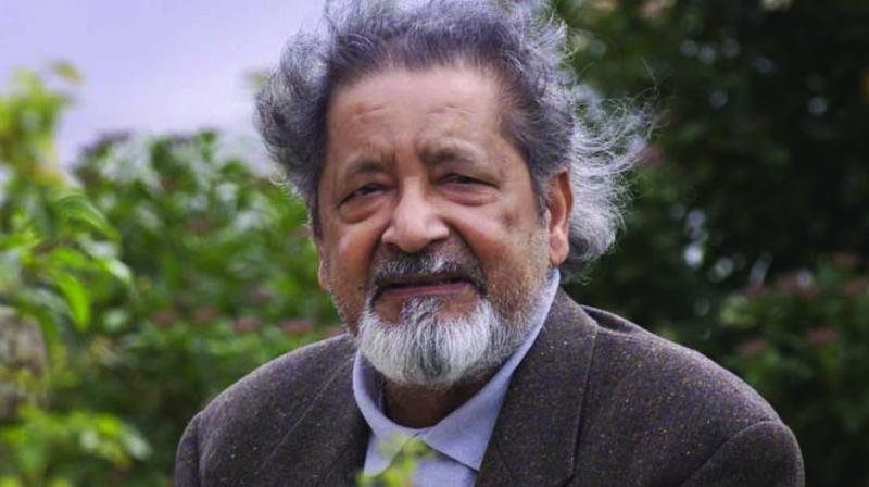 This 2001 file photo shows British writer V.S. Naipaul in Salisbury, England. (Photo: AP)