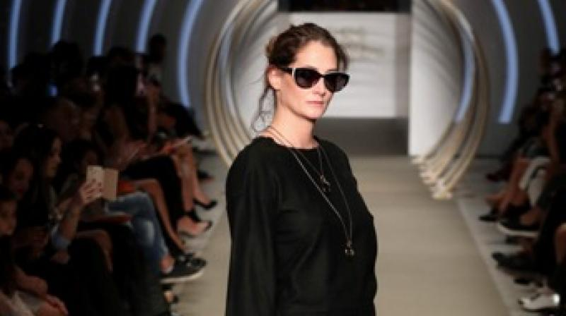 Fashion designers, popular brands and accessories designers take part in 22nd Athens Xclusive Designers Week. (Photo: AP)