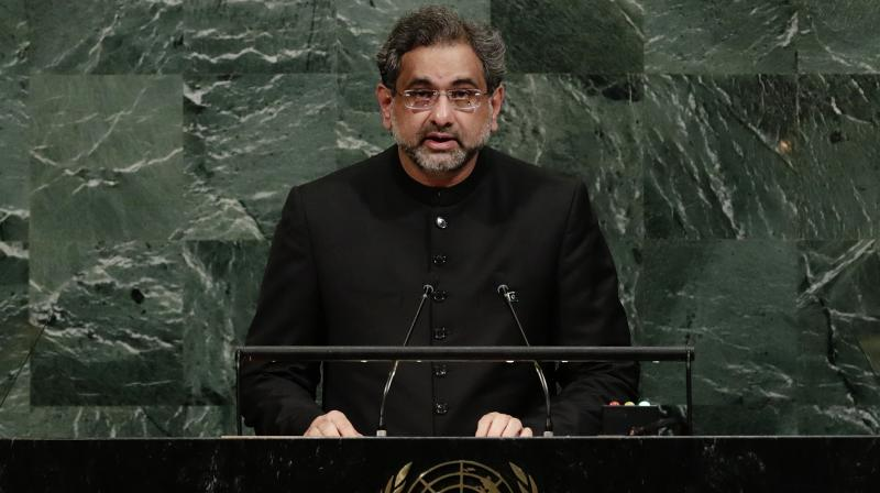 Pakistan Prime Minister Shahid Khaqan Abbasi (Photo: AP)