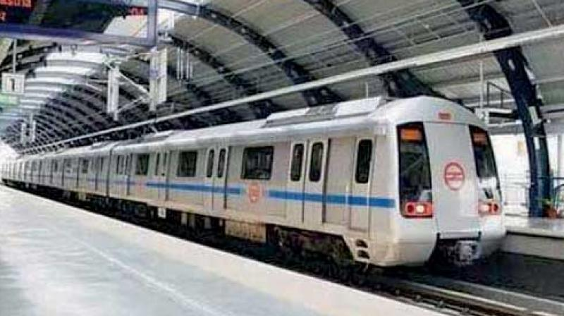 The DMRC Council members warned that they would completely stop work from June 30 if their demands were not met. (Representative image)