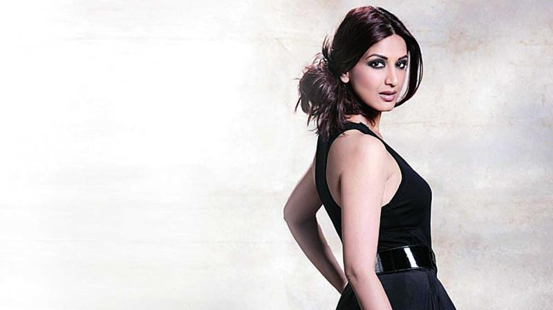 Actress and fitness enthusiast, Sonali Bendre Behl says that she has resolved to eat right, no matter what.