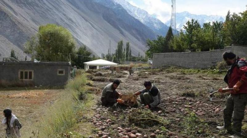 Gilgit-Baltistan region. (Photo: AFP/File)