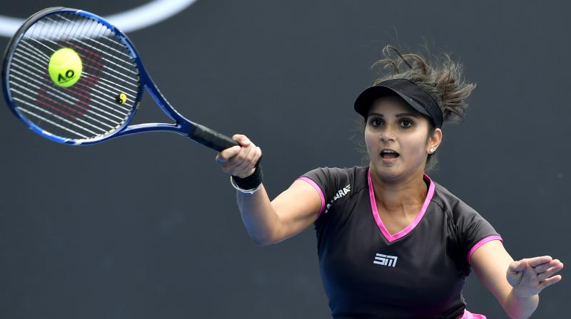 Sania Mirza has been asked to appear either in person or through her representative for inquiry on February 16. (Photo: AP)