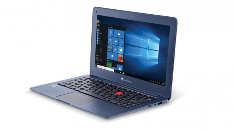 The iBall CompBook Merit G9 is priced at Rs 13,999.