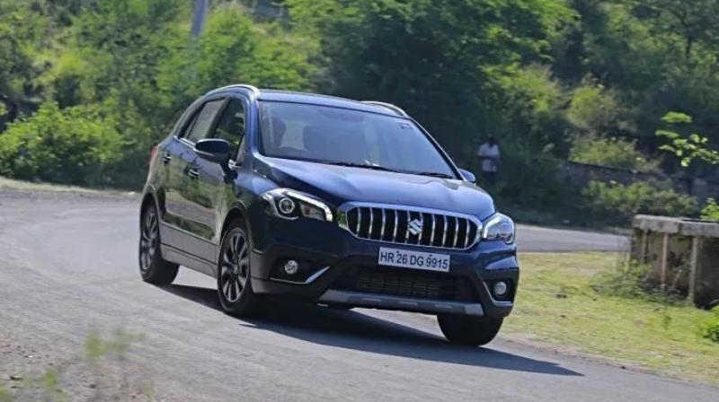Various rumours hint at Maruti reintroducing the 1.6 diesel engine in Maruti Suzuki S-Cross BS6.