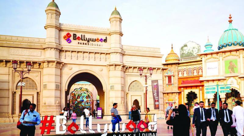 The Bollywood Theme Park