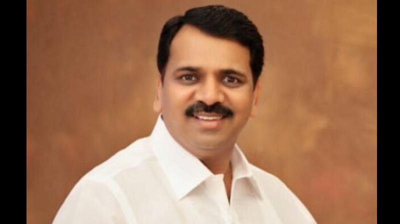 According to the complaint filed by Mehta, the MLA from Mira-Bhayander seat here, a video has been circulating since Monday on social media, purportedly showing a Ganesh 'aarti' (prayer) in which some objectionable words along with his clippings have been inserted, the official at Navghar police station said. (Photo: Twitter | @NarendraMehta)