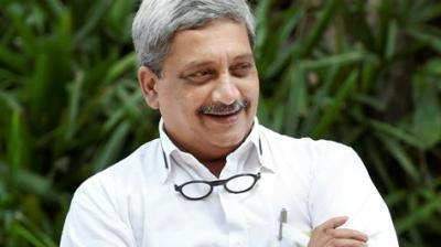 Goa Chief Minister Parrikar, 63, passes away at his residence in Panaji, battling pancreatic ailment.  (Photo: PTI)