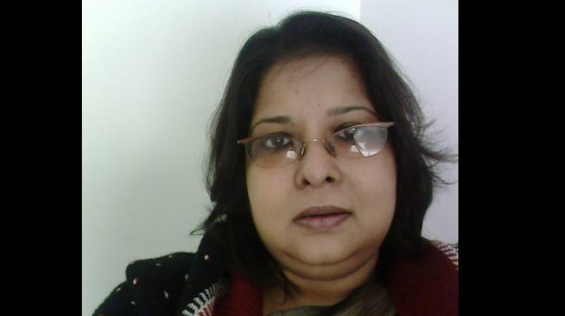 Babita Basu had visited Chennai last year to look for a kidney donor. (Facebook Screengrab | babitabasu)