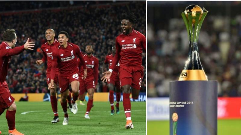 Six times UEFA champions league winner, Liverpool, on Thursday, announced their 23-member squad for the upcoming Fifa Club World Cup, scheduled to be played in Qatar. (Photo:AFP)