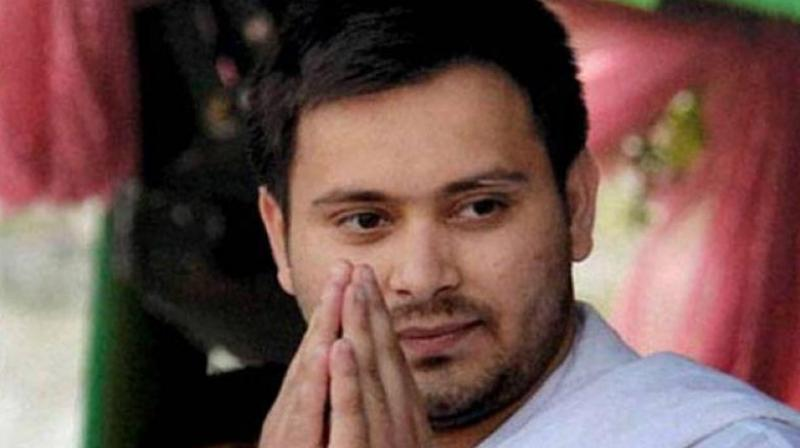 Blow for Tejaswi?