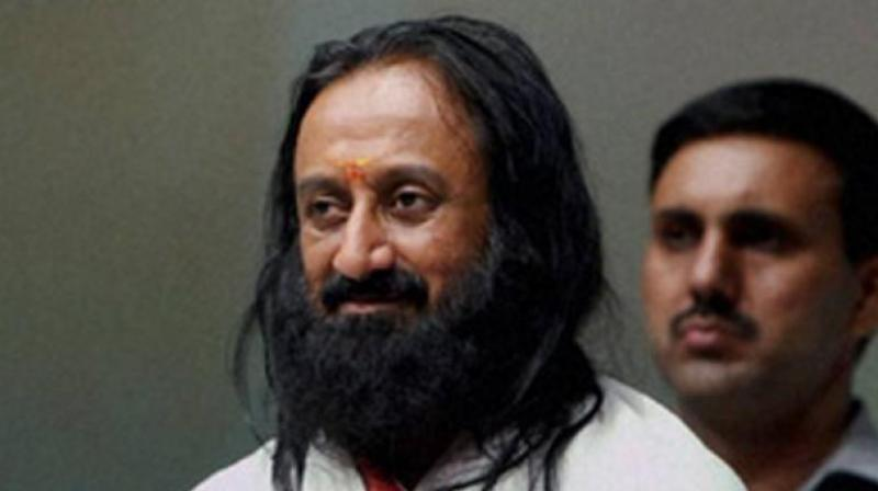 Spiritual leader Sri Sri Ravi Shankar. (Photo: PTI/File)