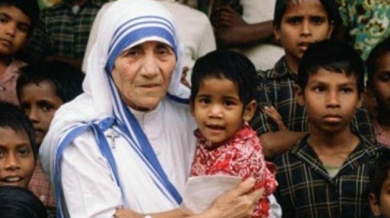 Mother Teresa (Photo: AFP)