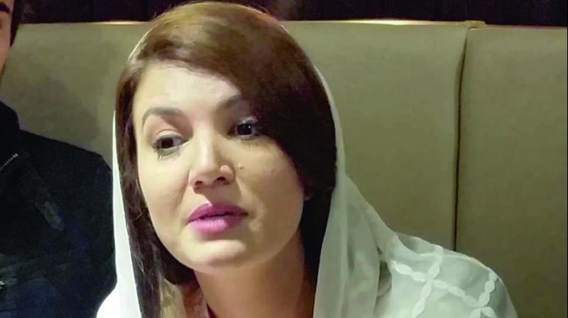 The upcoming autobiography, which has prompted court notices from her political arch-rivals, reportedly includes details of her interactions with various celebrities and her marriage with Imran Khan. (Photo:File)