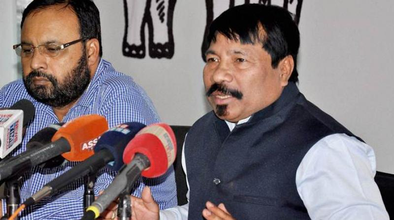 AGP president Atul Bora (Photo: PTI)