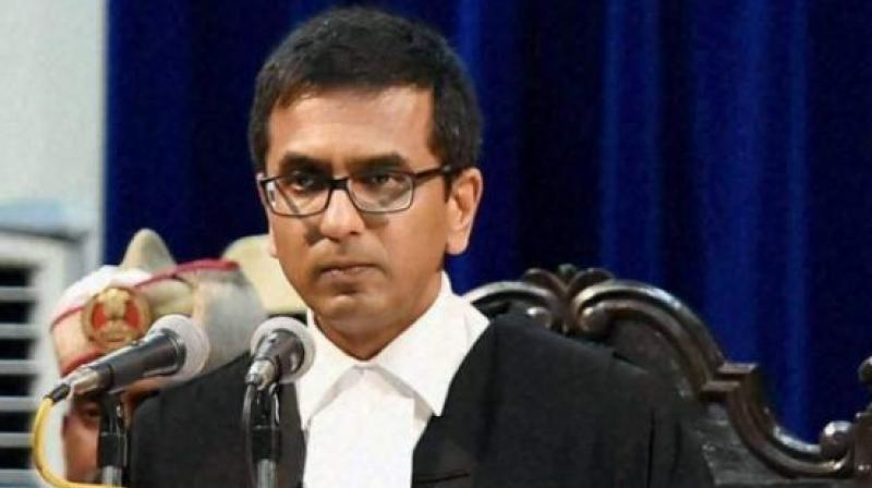 Supreme Court Justice D Y Chandrachud held that denial of social welfare measures was violation of fundamental rights of citizens.