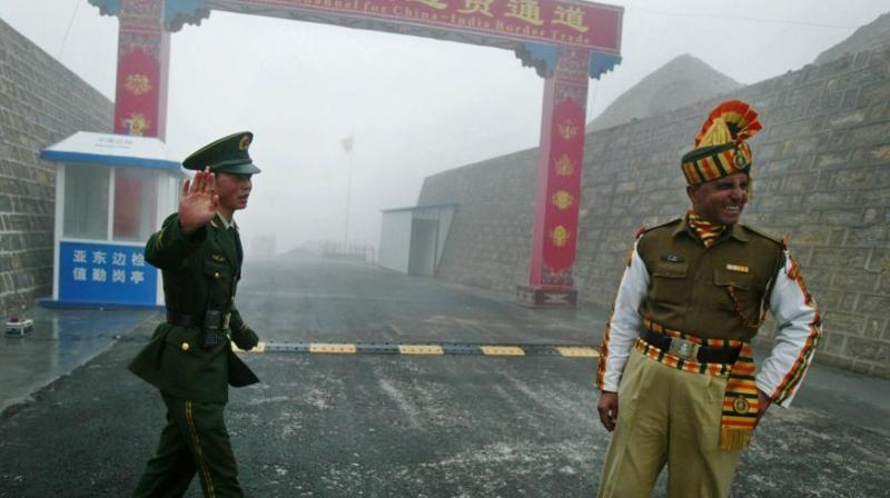 China and India have been engaged in a standoff in the Dokalam area near the Bhutan trijunction for past two months (Photo: AFP)