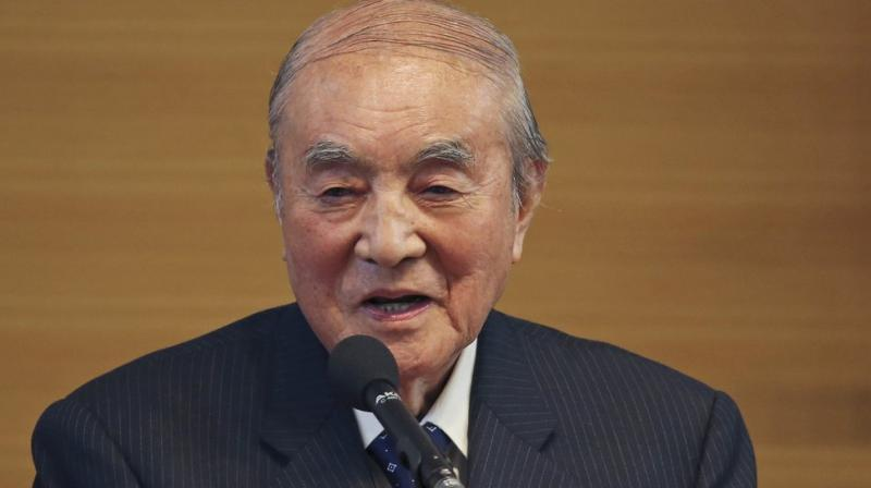 Nakasone was known for trying to integrate the nation defeated in World War II as a full-fledged member of the West during the Cold War era. (Photo: File)
