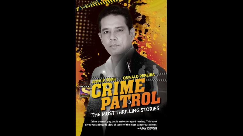 Crime Patrol, longest-running crime series on Indian TV, is