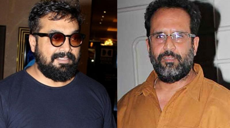 While Anurag Kashyap is known for dark films, Aanand L Rai has delivered hits with love stories.