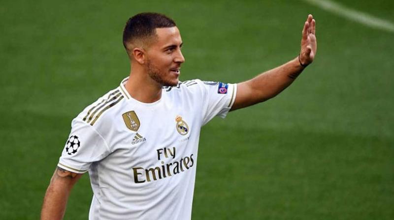Madrid fans expressed joy on seeing La Liga using Indian references to cite Eden Hazard's accomplishment. (Photo: AFP)