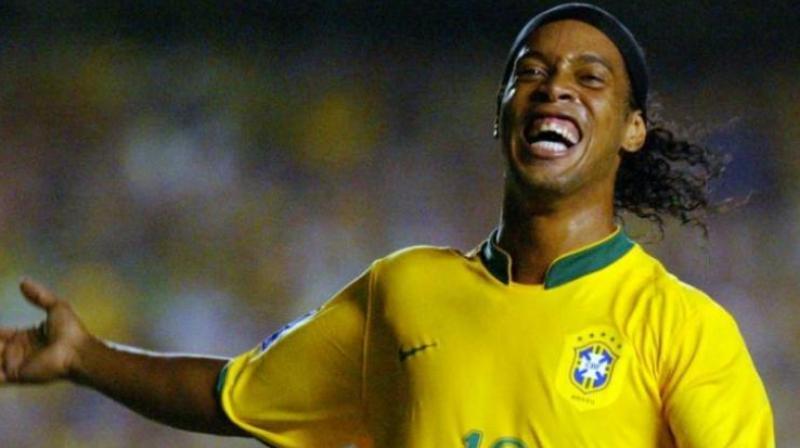 Ronaldinho. (Photo: AP)