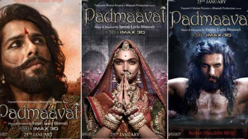 Following the repeated and continued protests against the release of Sanjay Leela Bhansali's 'Padmaavat', the Bhansali Productions has sent a letter to Shree Rajput Karni Sena and Shree Rajput Sabha, inviting them to watch the film. (Photo: File)