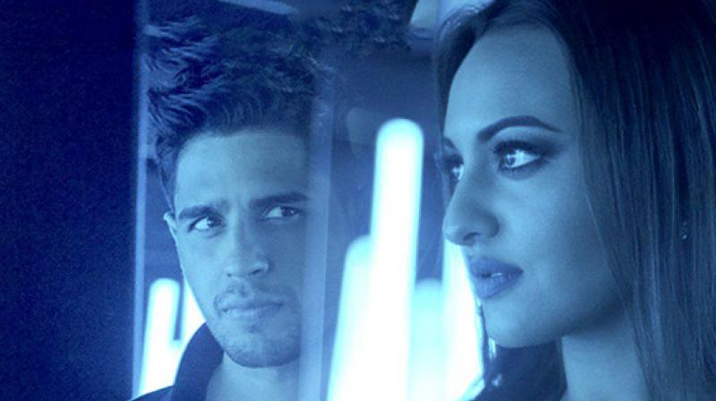 Sidharth Malhotra and Sonakshi Sinha have been paired opposite each other for the first time in 'Ittefaq.'