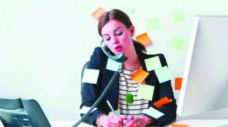 Only 8 to 15 per cent of women survey respondents reported discomfort with office location, or lack of security staff or CCTV cameras in office.