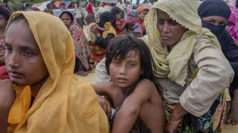 Myanmar has not signed up to the ICC, but the court ruled in September it has jurisdiction over alleged atrocities because Bangladesh -- where the Rohingya are now refugees -- is a member. (Photo: ANI)