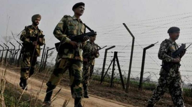 The fidayeen, with the intention of carrying out a suicide attack, tried to force their way into the army installation. (Photo: PTI/File)