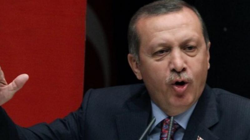 Turkish President Recep Tayyip Erdogan. (Photo: AP)