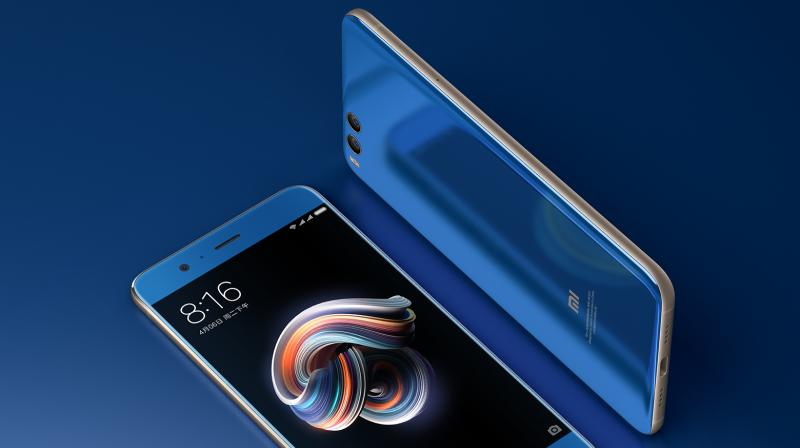 There's a high chance that Xiaomi could be crafting both of the rumoured handsets as successor to the Mi Note 3. (Representational photo: Mi Note 3)
