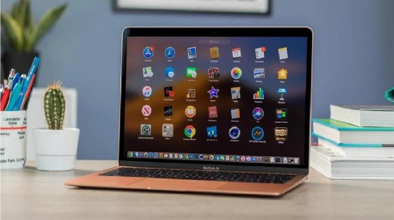 Reports suggest that both the M1X MacBook Pro models, alongside a Mac mini, will be launched in late October or early November. (Photo: Macbook website)