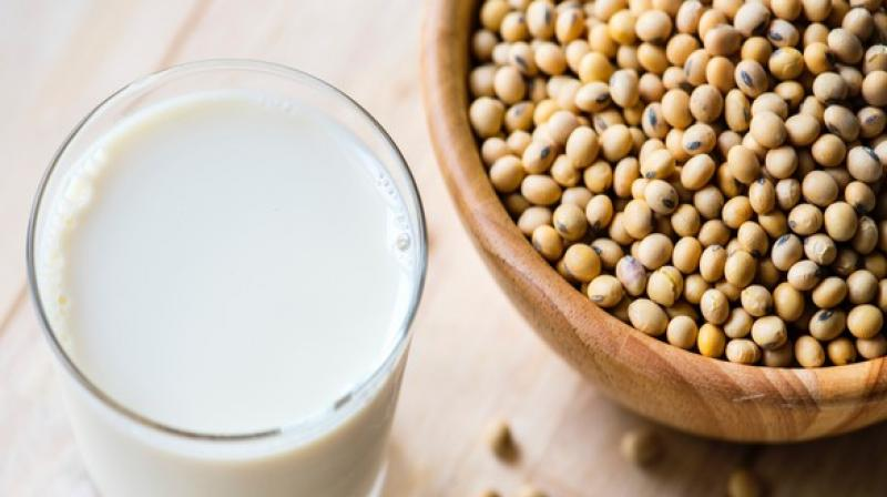 Researchers found that soy protein reduced LDL cholesterol by three to four per cent in adults, a small but significant amount. (Photo: ANI)