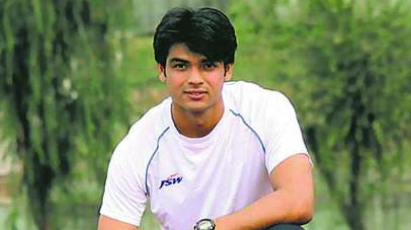 Javelin thrower Neeraj Chopra is expected to put up a good show at the Commonwealth Games.