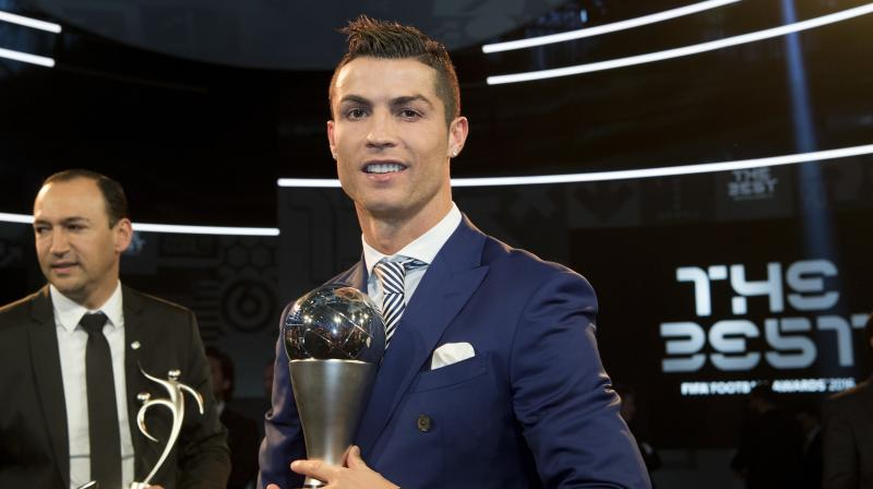 Ronaldo claimed he had to overcome media campaigns to win the award. (Photo: AP)