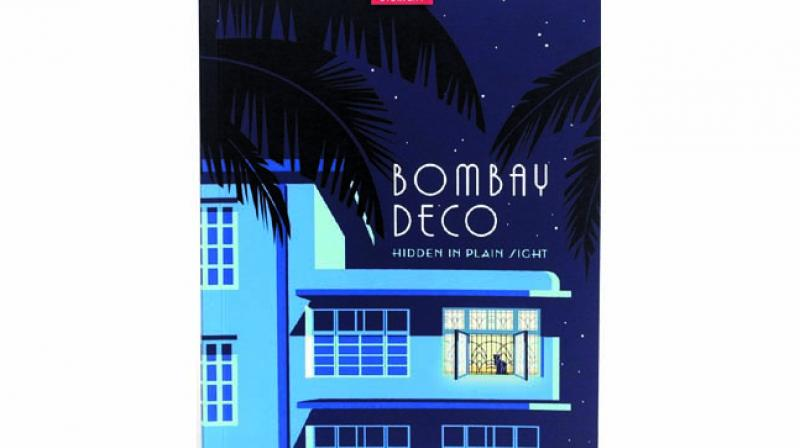 The duo launched the  zine at  Tarq art gallery, which is housed in Colaba's other famed Art Deco structure — Dhanraj Mahal.