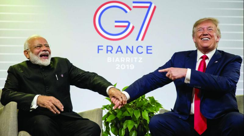 Is Pakistan finally isolated on Kashmir issue after Modi-Trump G7 meeting?