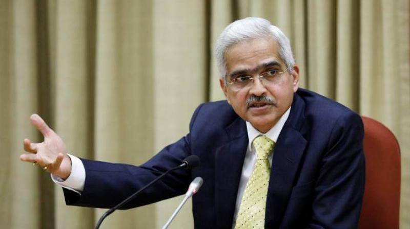 RBI Governor Shaktikanta Das on Thursday warned banks that being overly risk averse will be self-defeating. (PTI Photo)