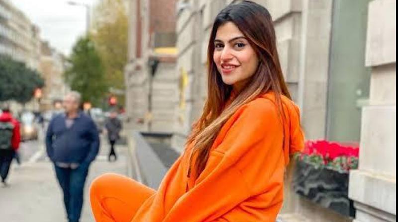 Aliya Hamidi is a social media Influencer and an actress. (Photo- Social Media)