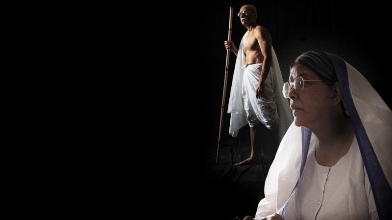 While director Hasan has approached Aman several times in the past, what drew her into this particular play was the perspective that he brought. But at the same time, she was surprised by his choice of on-stage Kasturba.