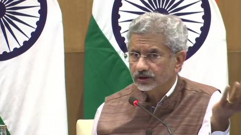 Jaishankar said the issue of visa and related legislations also came up during his meetings at the Congress. (Photo: File)