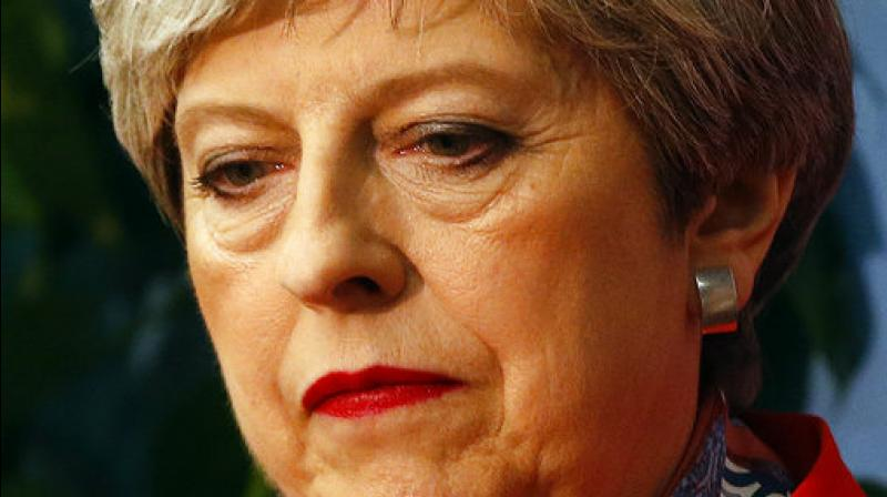 At risk of losing control of the process of leaving the European Union, the leader announced she would resign if parliament finally backed her withdrawal agreement. (Photo: File)