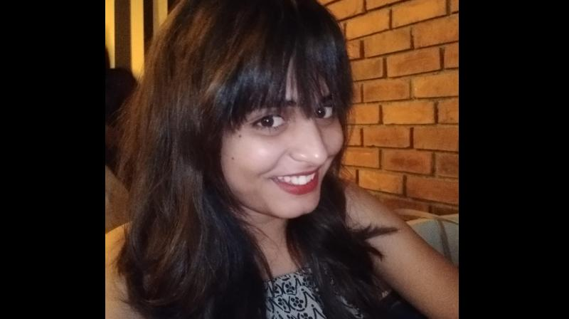 Radhika Kaushik, who hailed from Rajasthan, was in her house in the Antrikh Forest Apartments in Sector 77 with a colleague when the incident occurred around 3.30 AM, police said. (Photo: Facebook Screengrab | Radhika Kaushik)