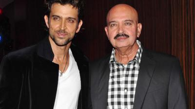 Hrithik has starred in numerous films directed by his father Rakesh Roshan.