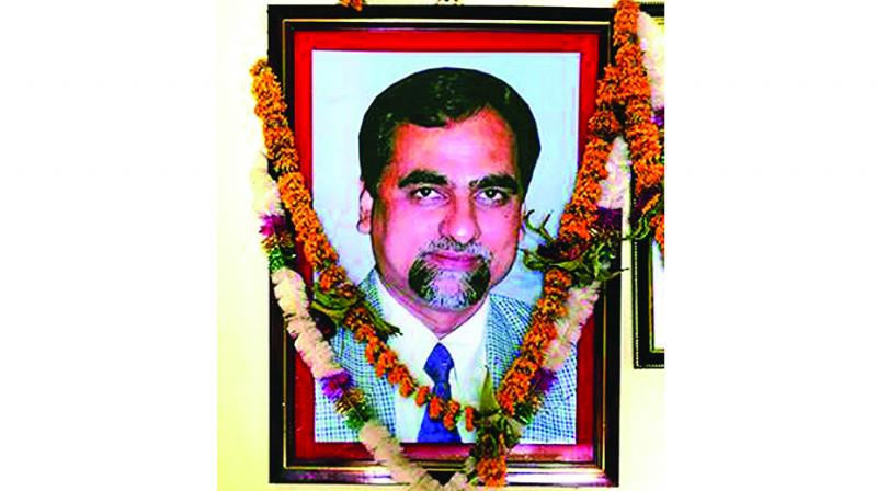 Late special CBI court judge B.H. Loya