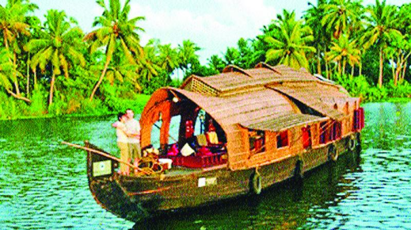 The state government is all set to inaugurate the first houseboat in the city in the last week of January.