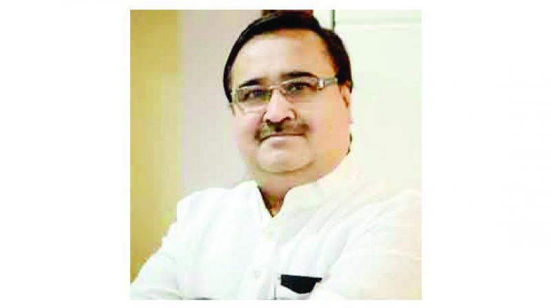 Former minister Prakash Mehta